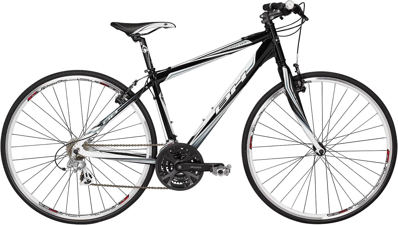 Bici BH Touring 5.7 2014 Negro Blanco: Amazon.es: Deportes y aire ...
