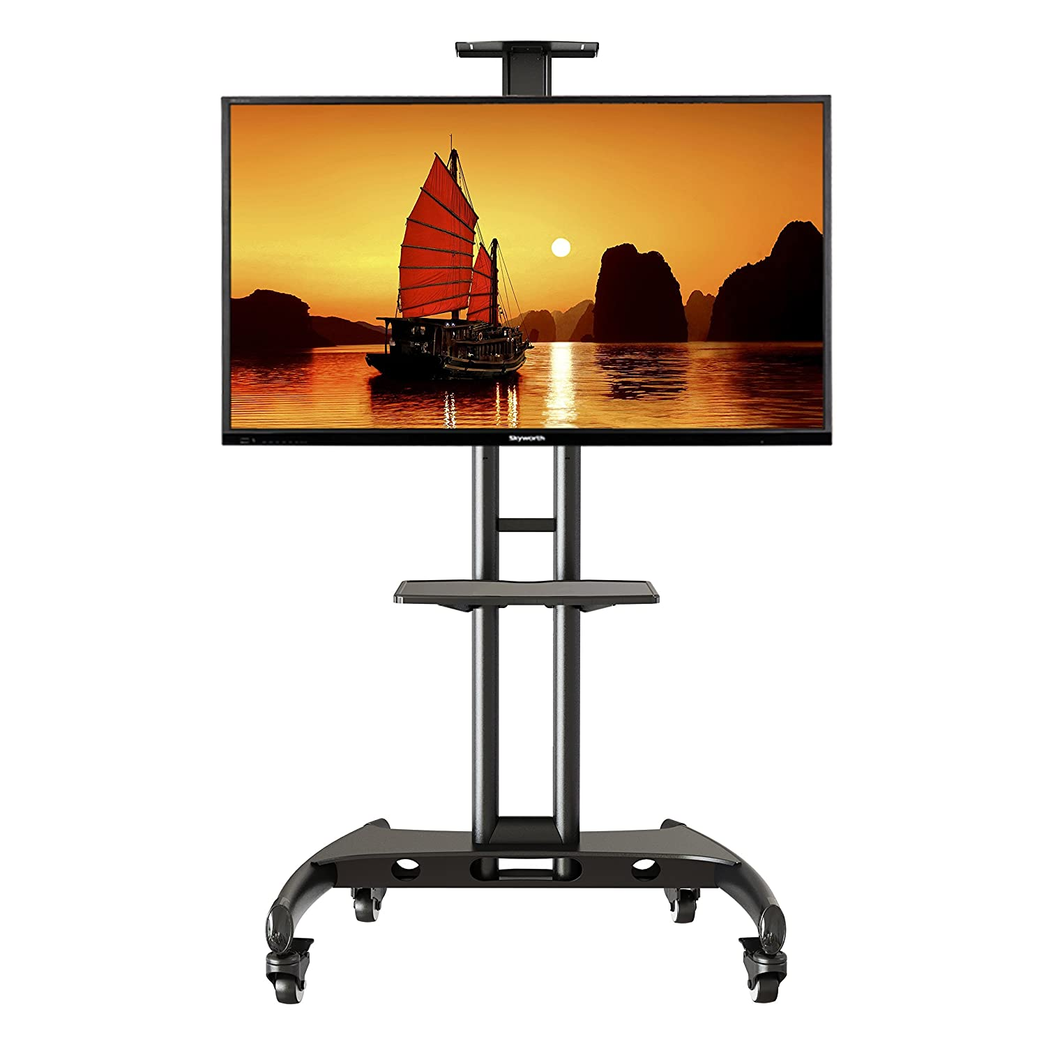 affordable nb avap pied roulettes rglable pour tv lcd led with plateau tournant pour tv conforama. Black Bedroom Furniture Sets. Home Design Ideas