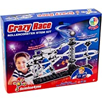 Science4you Science4you-Science4you Circuito de Canicas Crazy Race Stem