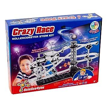 Race Crazy Juguete Educativo Stem Científico612730 Y Kit Science4you XZPuikO