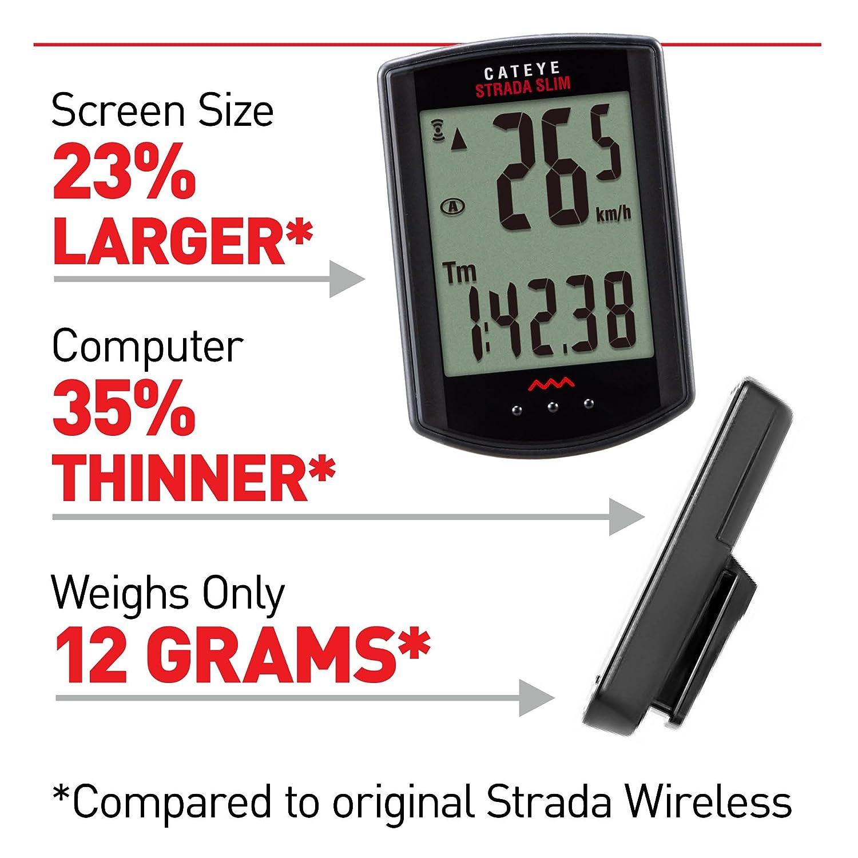 Amazon Cateye Strada Wireless Universal Cycle Computer