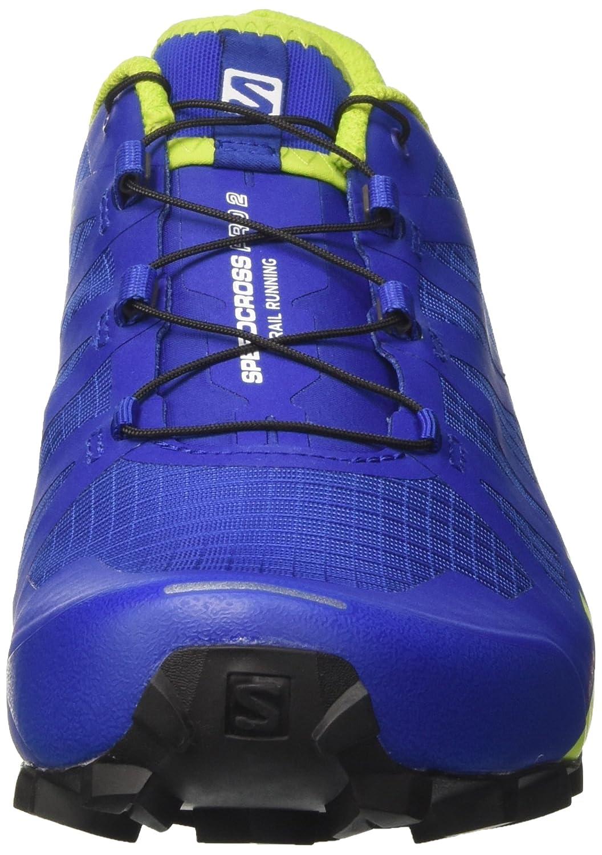Salomon Speedcross Pro 2, Chaussures D'Escalade Homme, Multicolore (Fiery Red/Bright Mar/BK), 42 EU
