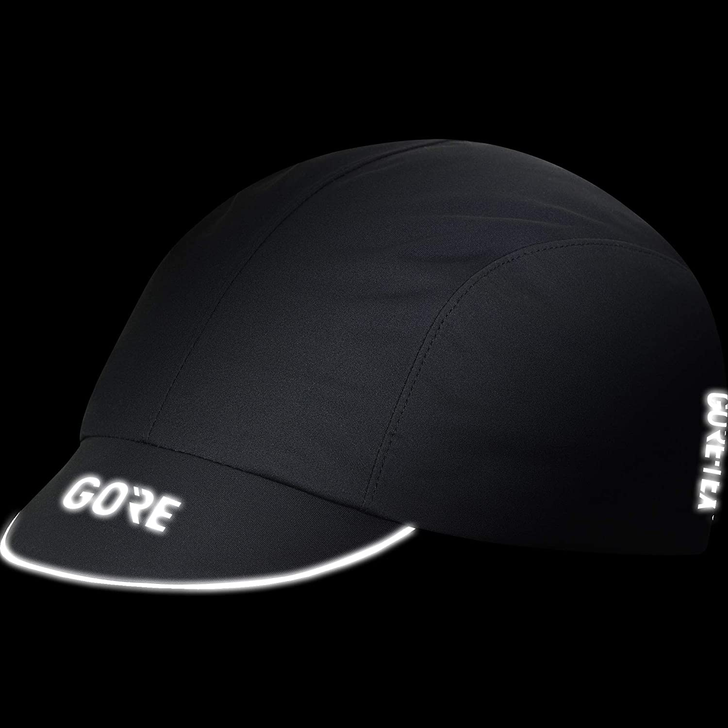 Amazon.com: GORE WEAR C7 Unisex Cycling Cap GORE-TEX, Size: ONE, Color: Black: Sports & Outdoors