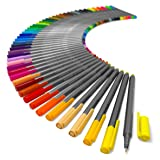 Staedtler Triplus Fineliner Pens - Metal Gift Tin