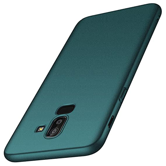 detailed look 7cf47 4987c Anccer Compatible for Samsung Galaxy J8 2018 Case [Colorful Series]  [Ultra-Thin] [Anti-Drop] Premium Material Slim Full Protection Cover for  Samsung ...