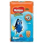 Fralda Huggies Little Swimmers M, 11 Fraldas