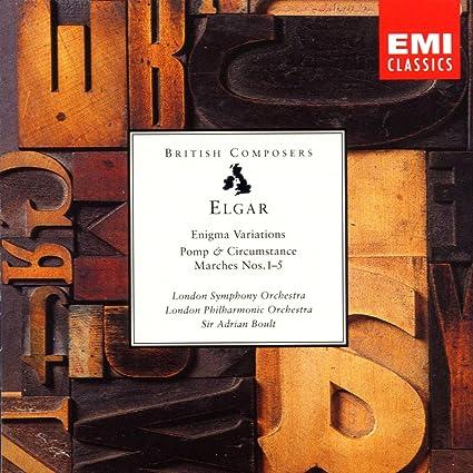 Enigma Variations / Pomp & Circumstance