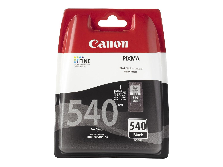 Canon PG540XL - CL541 xL Original Tintenpatronen, 2-er Set mit 1 x schwarz/farbige tinten