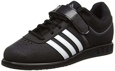 Adidas Powerlift 2.0 Mens Weight Lifting Shoes - Black-UK 13 b6af870316