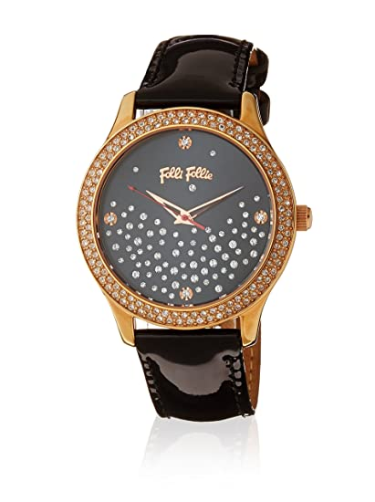 Folli Follie Reloj de cuarzo WF0B045SSK 35 mm