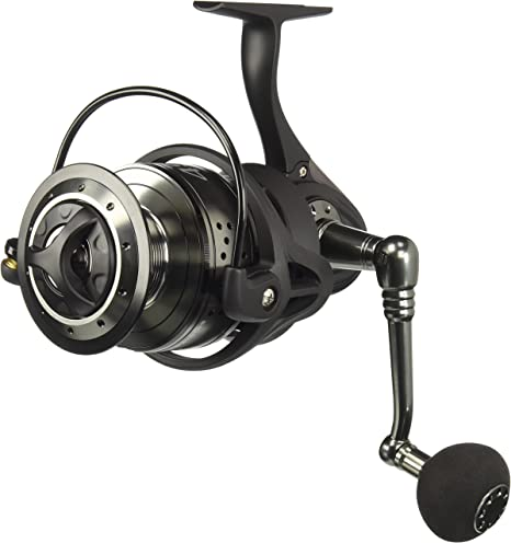 Mitchell 498 Front Drag - Combo de Surf Fishing, Color Negro ...
