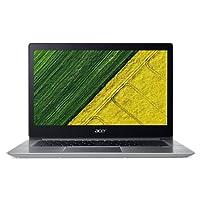 "Acer Swift 3 SF314-52G-55PA Ultrabook 14"" Full HD Gris (Intel Core i5, 4 Go de RAM, SSD 128 Go, NVIDIA GeForce MX150 2 Go DDR5, Windows 10)"