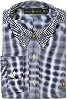 Polo Ralph Lauren Men's Classic-Fit Checked Oxford Dress Shirt