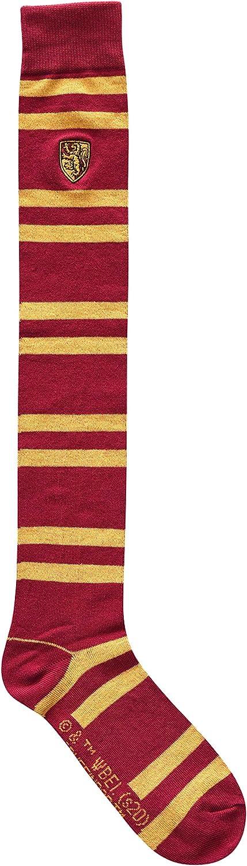 Girls Ladies Womens Striped Long Over The Knee Socks Stripes Harry Potter