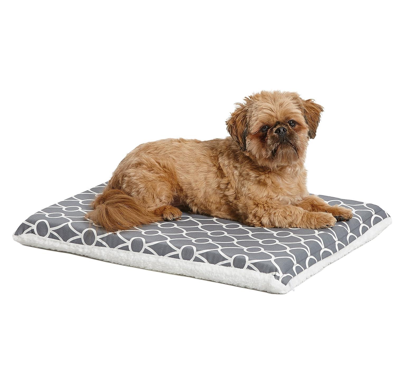 Midwest Homes For Pets Quiet Time Teflon Defender Dog Beds; Pet Beds Designed to Fit Folding Metal Dog Crates