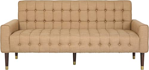 Adan Tufted Velvet Sofa