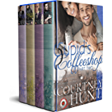 Cupid's Coffeeshop Set Two: Boxed Set: Books 5-8