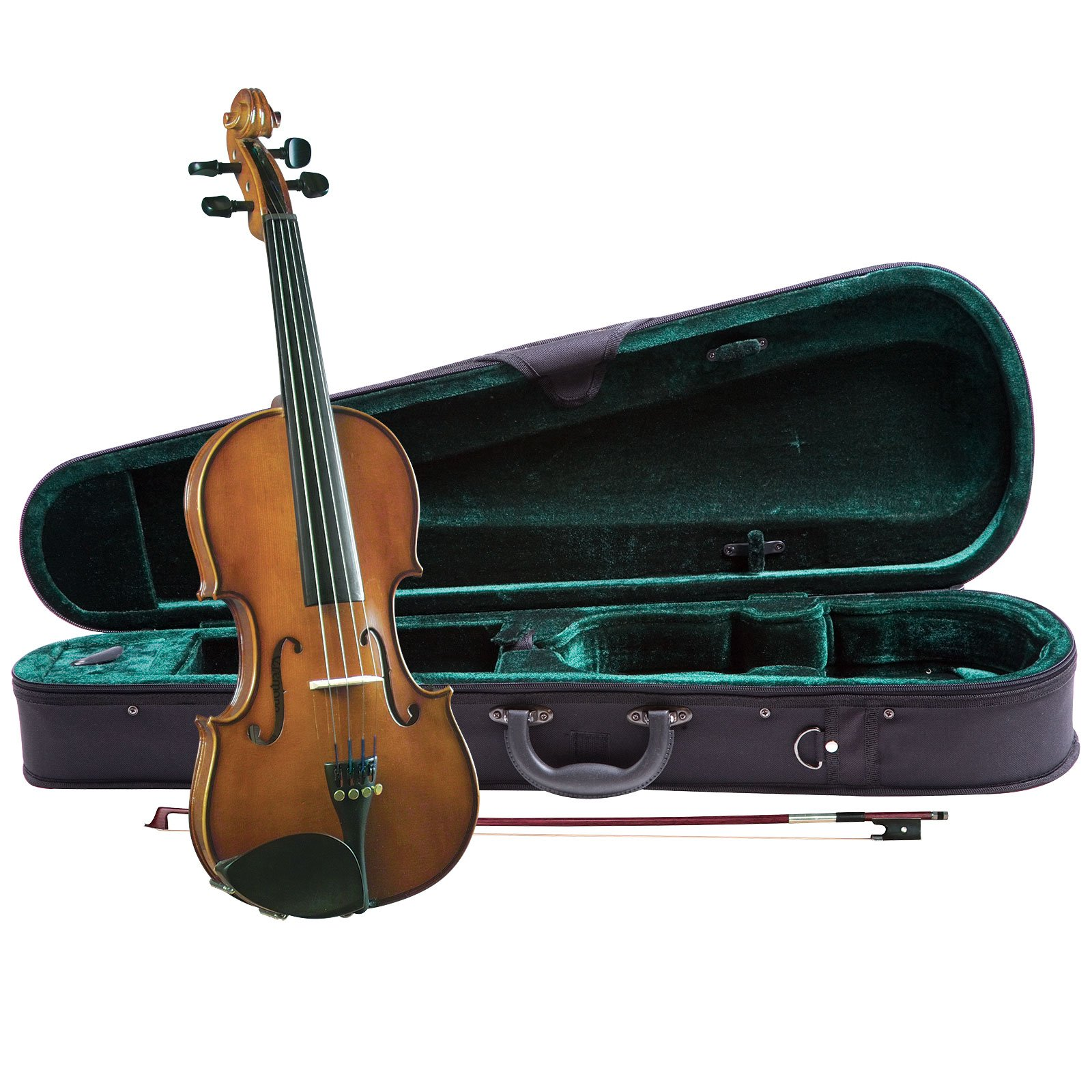 Cremona SV-130 Premier Novice Violin Outfit - 1/4 Size by Cremona
