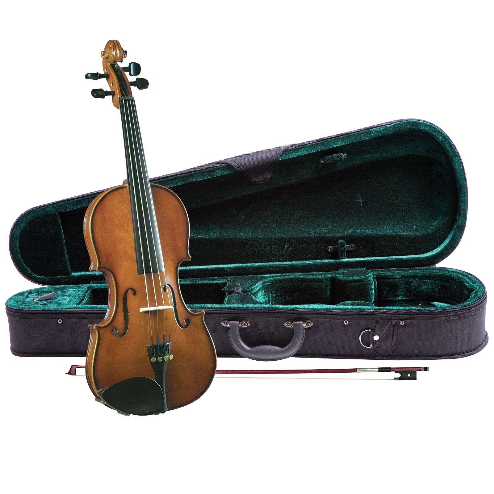 Cremona SV-130 Premier Novice Violin Outfit - 4/4 Size