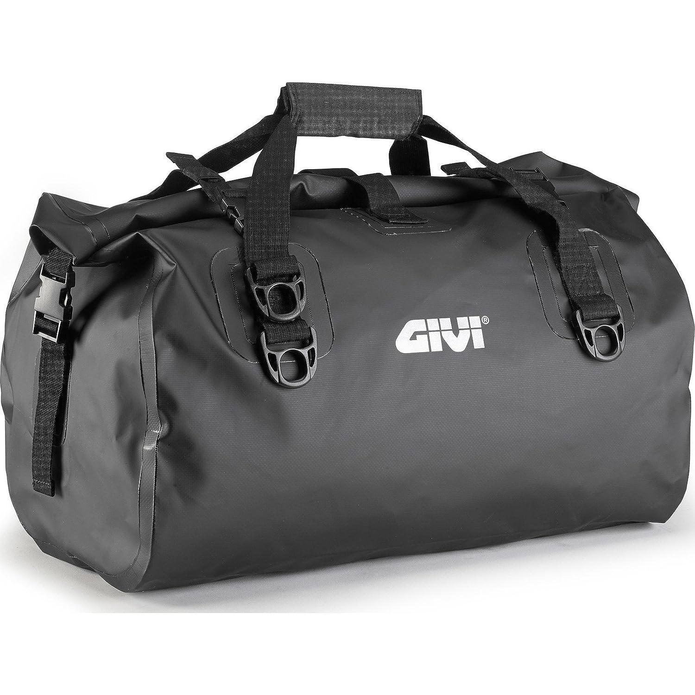 Bolsa sillí n grande impermeable 40 litros, colore negro EA115BK Givi