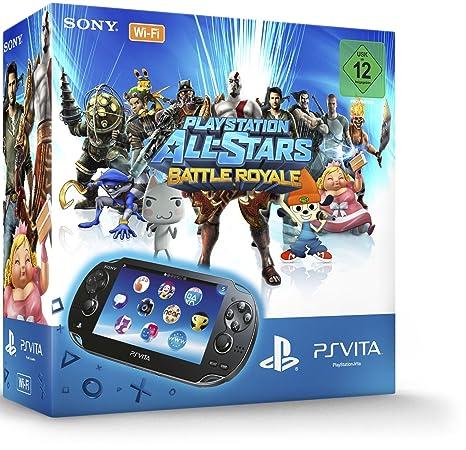 PlayStation Vita Wi-Fi + PlayStation All-Stars: Battle ...
