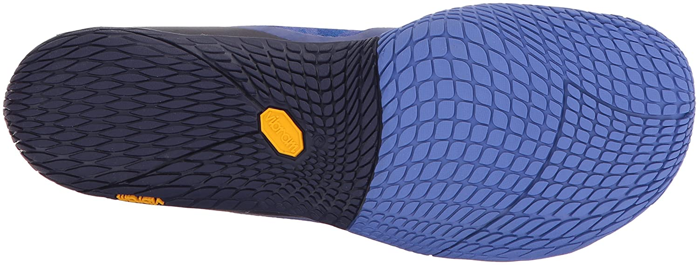 Merrell Women's Vapor Glove 3 Trail Runner B071WN4LGT 6.5 B(M) US|Baja Blue