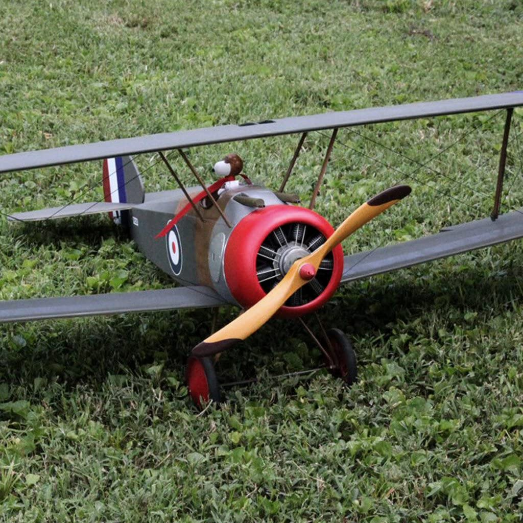 20 Inch 2 Blade Classic Scale Wood Prop for Gas Engines XOAR PJWWI Scimitar 20x8 Light Warbird RC Model Airplane Propeller