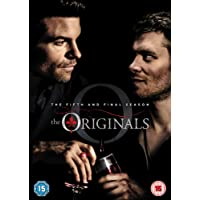 The Originals: Season 5 [DVD] [2018]