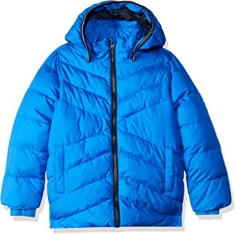 NAME IT Nkmmil Puffer Jacket Camp Chaqueta para Niños