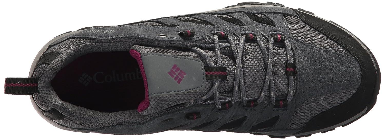 Columbia Crestwood™ Waterproof Ti Ti Ti grau Steel Dark Raspberry dae609