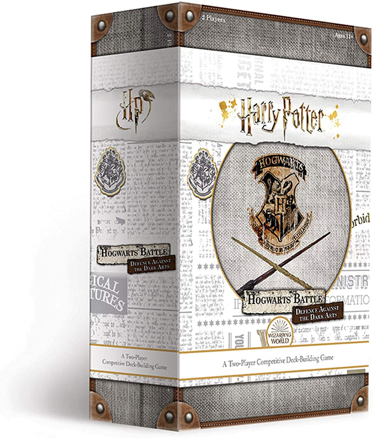 Amazon Com Harry Potter Hogwarts Battle Defence Against The Dark