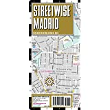 Streetwise Madrid: City Center Street Map of Madrid, Spain