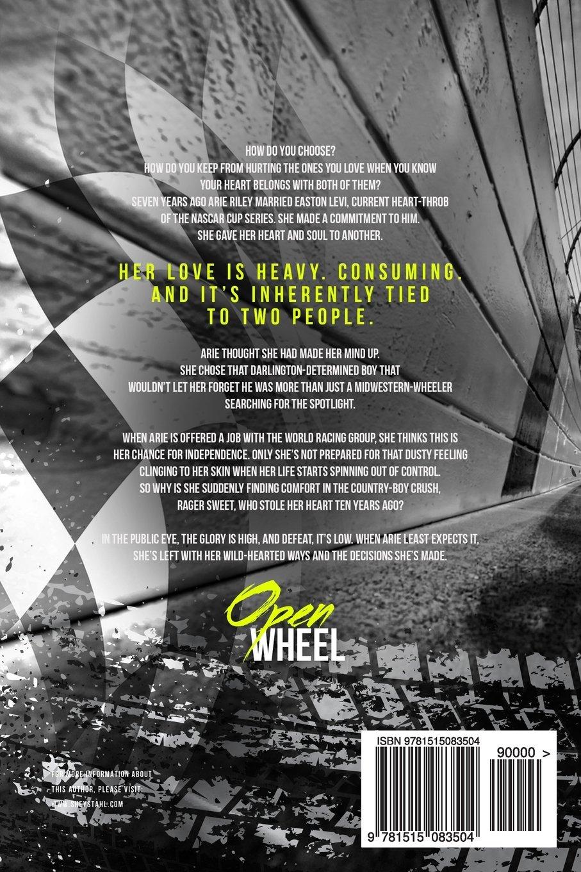 Amazon com: Open Wheel (Racing on the Edge) (Volume 9