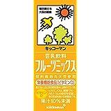キッコーマン 豆乳飲料 フルーツミックス 200ml 60本セット