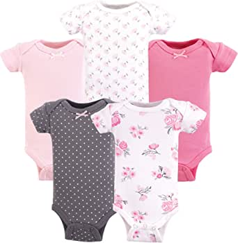 Hudson Baby Baby Preemie Bodysuit