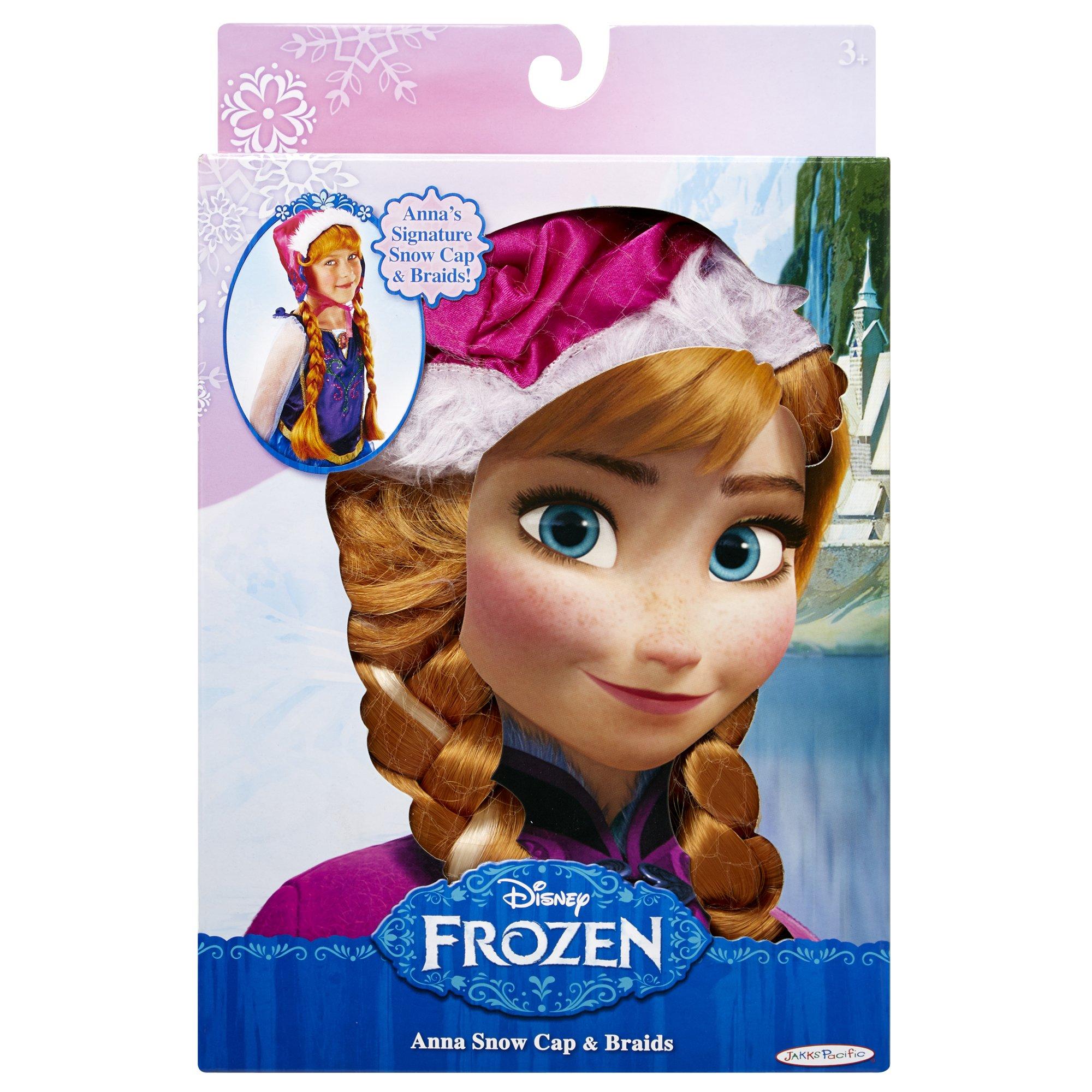 Frozen Disney Anna's Snow Cap and Braids by Frozen