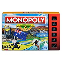 Monopoly Australia Edition - Family Board Game - Ages 8+