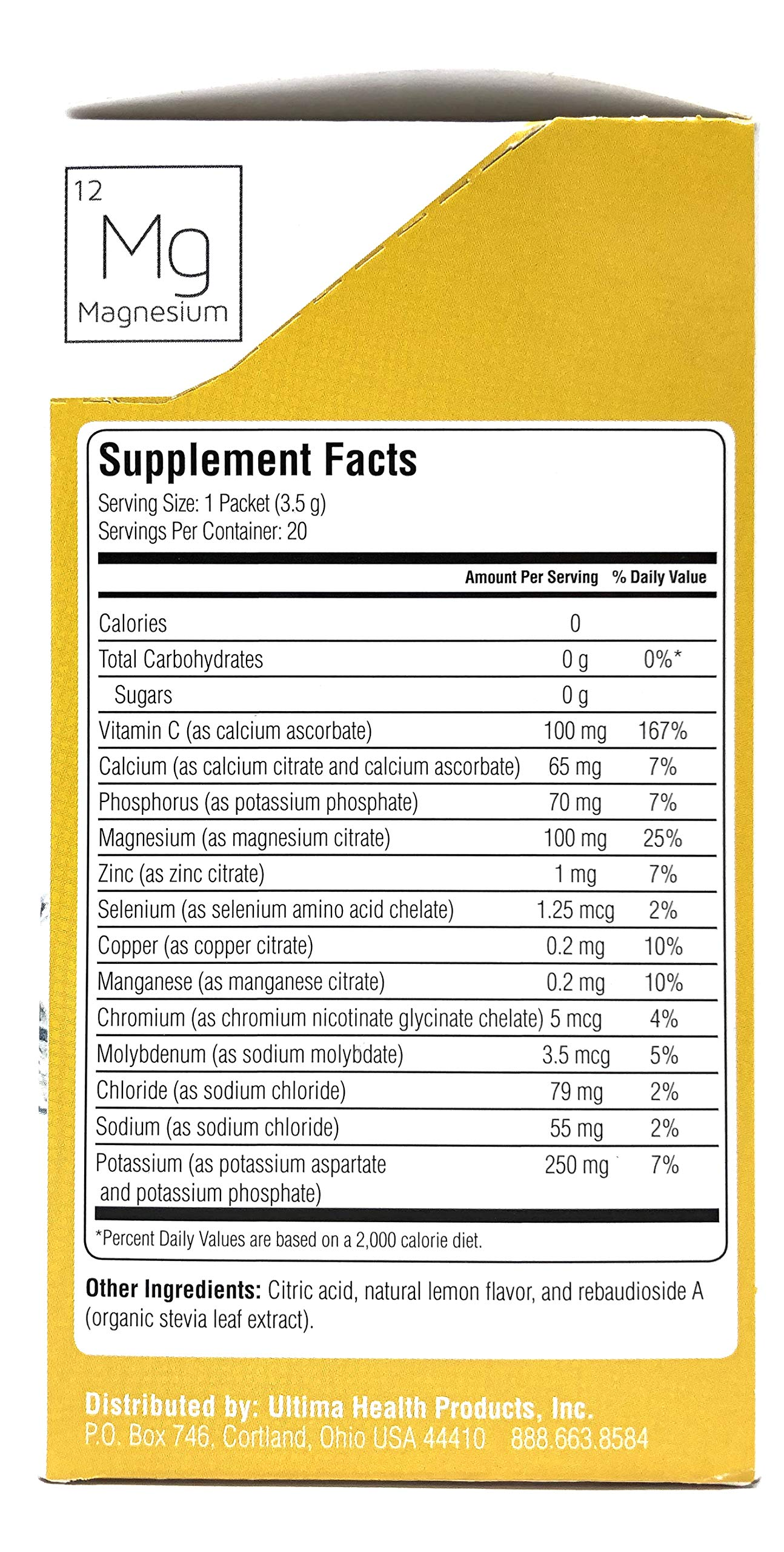 Ultima Replenisher Electrolyte Powder Raspberry and Lemonade Variety Pack of 40 Packets by Ultima Replenisher (Image #2)