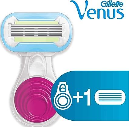 Gillette Recambio Venus Extra Smooth Snap: Amazon.es: Belleza