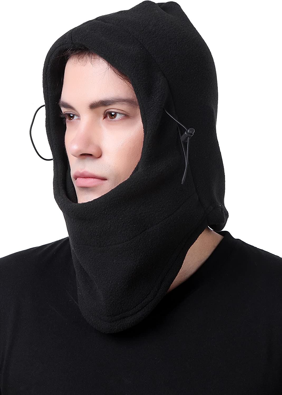 adjustable Southwest Neutral Hooded Balaclava helmet friendly handmade