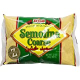 Ziyad Coarse Semolina Wheat, Smeed, Semolina Flout, Perfect for Stews, Soups, Gravy, Baking Breads, Biscuits, Pizza Crust wit