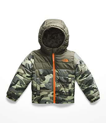 977179a3c The North Face Toddler Boys Reversible Mount Chimborazo Hoodie - New Taupe  Green Camouflage Print -