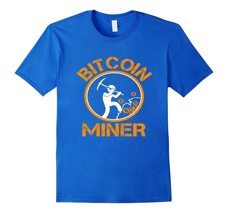 Bitcoin MIner Tshirt 2017-TD