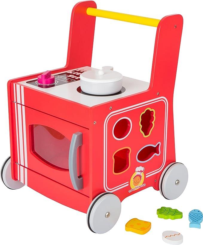 Lauflernwagen Küche - Small Foot Lauflernwagen mit Küche