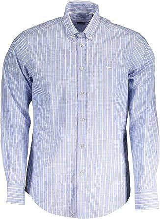 Harmont & Blaine CRD011010828 - Camisa de manga larga para hombre (talla XL): Amazon.es: Ropa y accesorios
