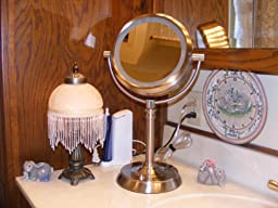 Amazon.com : Sunter Natural Daylight Vanity Makeup Mirror, NEW 2015 Model : Beauty