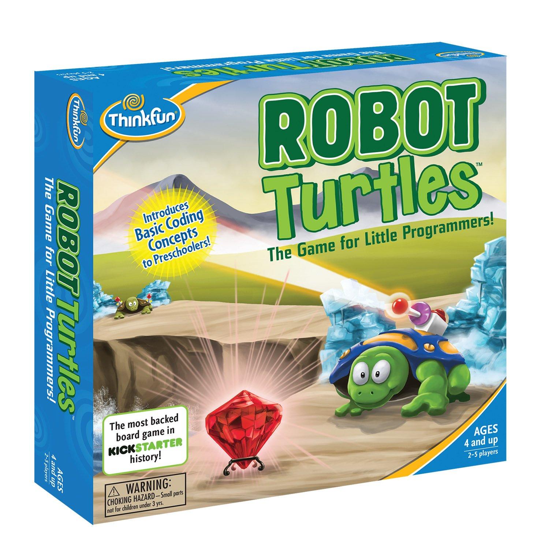 Amazon.com: Robot Turtles Game: Amazon Launchpad