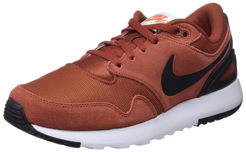 Nike Herren Air Vibenna Gymnastikschuhe, Black/Anthracite-Sail, Eu  42 EU|Rot (Mars Stone/Bianco/Nero/Total Crimson 600)