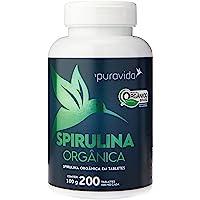 Spirulina Premium 200 tabletes Pura vida