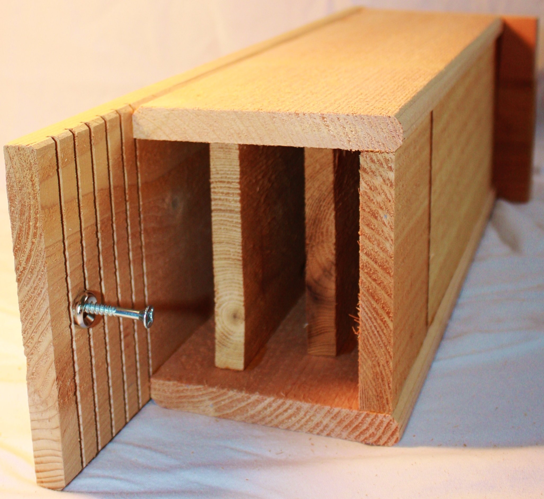 2 Triple Chamber Bat Houses by Ben Hargis (Image #2)